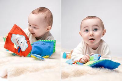 Photographe naissance / nouveaux-nés -5 © Frédéric